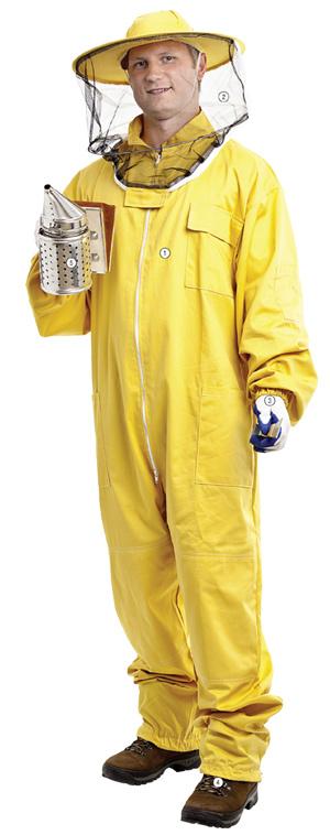 Фото №1 - Укротитель пчел: Как устроен костюм пчеловода