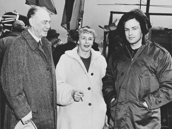 Фото №3 - Любимые женщины Марлона Брандо: 7 главных романов в жизни «крестного отца»