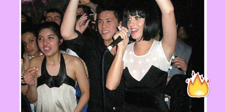Фото №2 - Кайли, Тейлор, Дрейк и другие звезды, которые пришли на выпускные своих фанатов