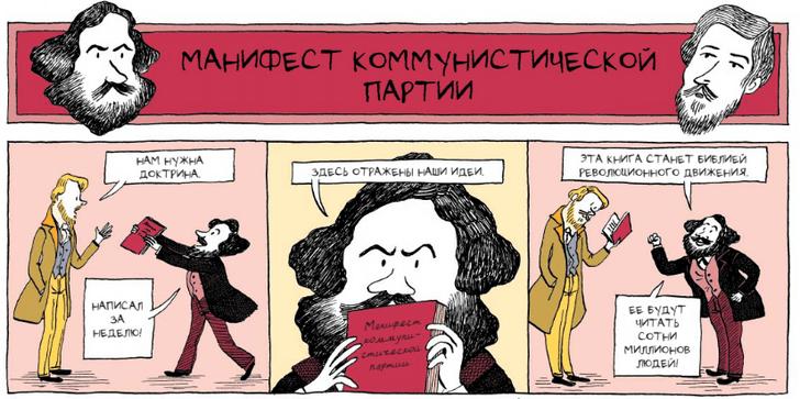 Фото №14 - Карл Маркс: есть ли жизнь до «Капитала»