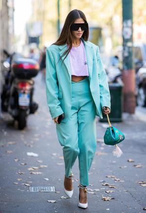 Фото №6 - Модная радуга: 10 самых смелых цветовых сочетаний, которые стоит попробовать