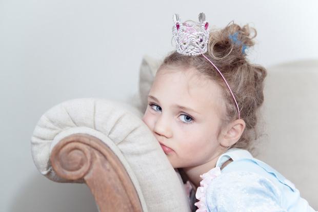 Фото №1 - Анализ рисунка: обида грустной принцессы
