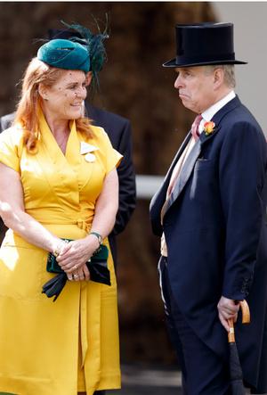 Фото №6 - Роковая неловкость: какой была первая встреча принца Эндрю и Сары Фергюсон