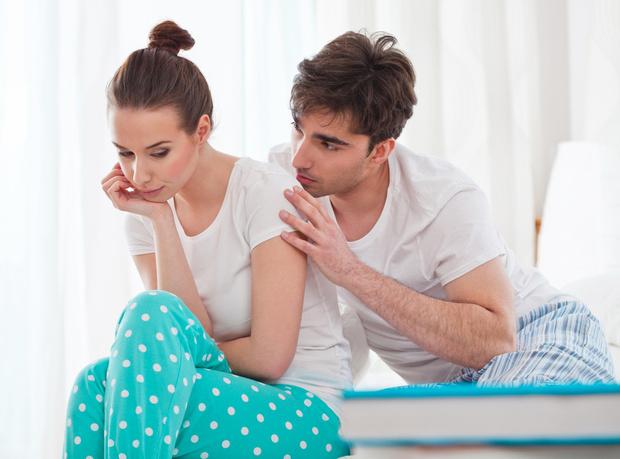Интимная жизнь после родов как это
