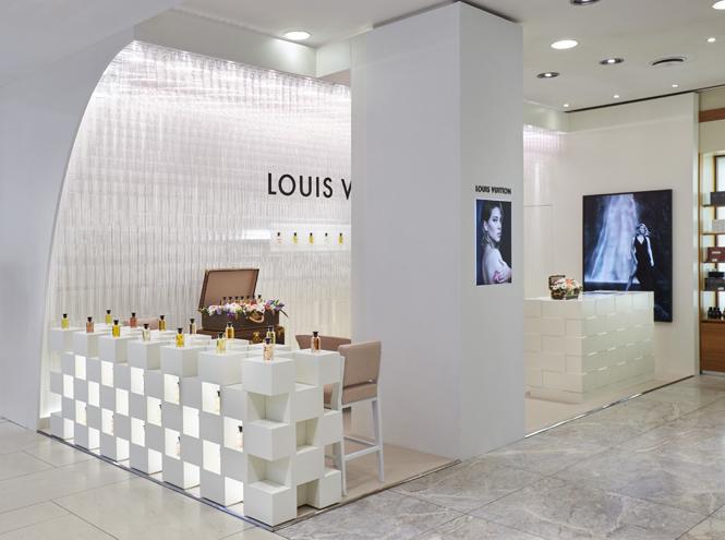 Фото №3 - Открытие парфюмерного корнера Louis Vuitton в Москве