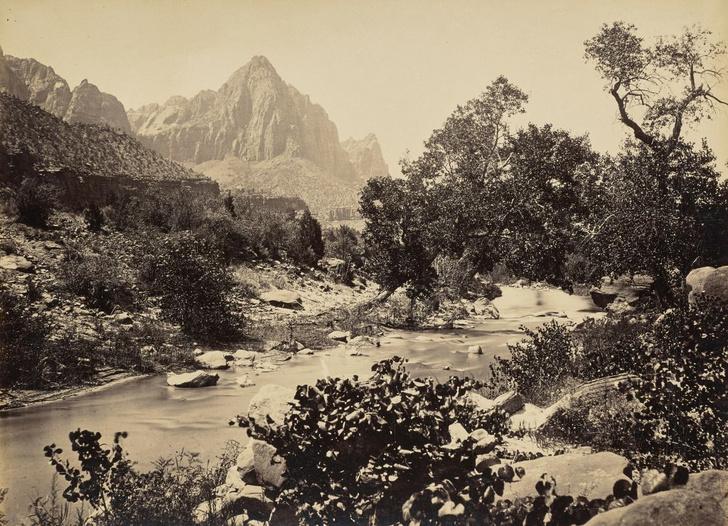 Фото №4 - Посмотрите, как выглядели известнейшие национальные парки планеты век назад
