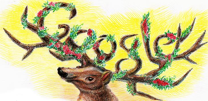 Фото №19 - «Дудл для Google — 2015»: 30 лучших рисунков
