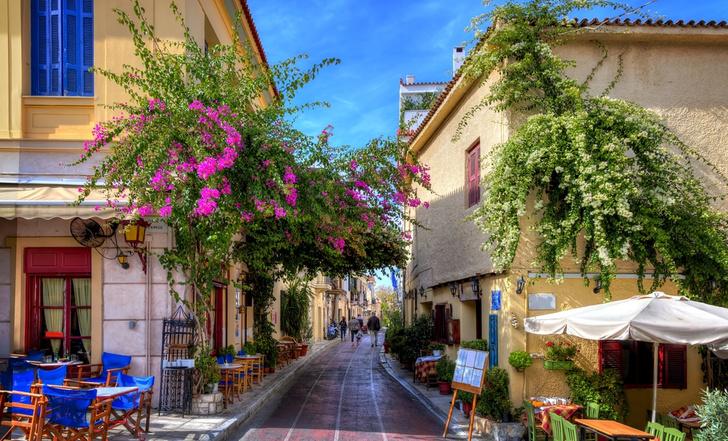 Фото №1 - 7 «мифических» мест в Греции, которые стоит увидеть своими глазами