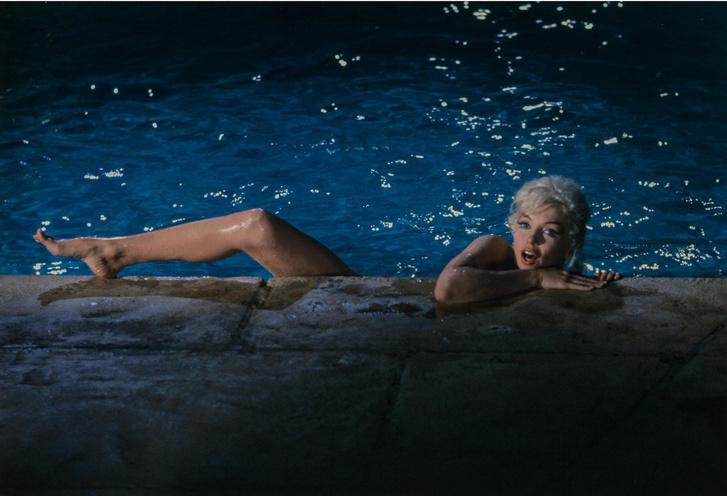 Фото №1 - Одна из последних фотосессий Мэрилин Монро в стиле ню, которую мало кто видел