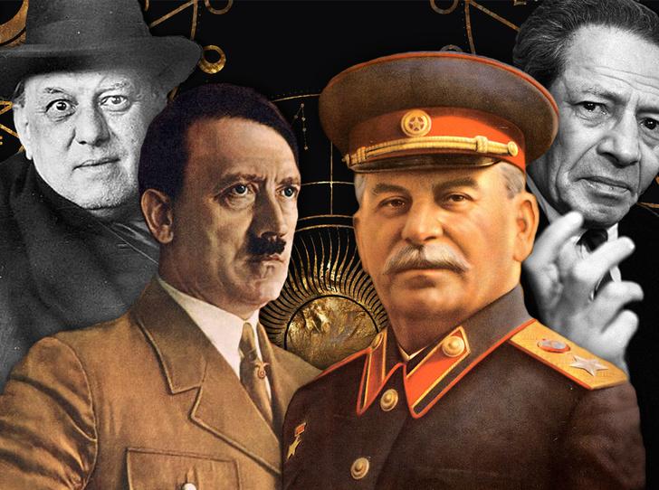 Фото №1 - Магия власти: темные колдуны и экстрасенсы на службе у Сталина, Гитлера и Рейгана