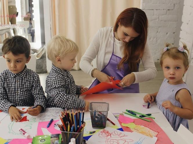 Фото №1 - Журнал «Счастливые родители» провел закрытую вечеринку для самых популярных мам-блогеров в Инстаграм