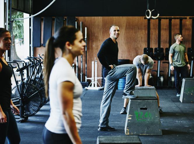 Фото №4 - Кроссфит: мифы о вреде круговых тренировок