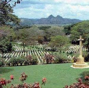 Фото №1 - Папуа Новая Гвинея торгует останками солдат Второй мировой