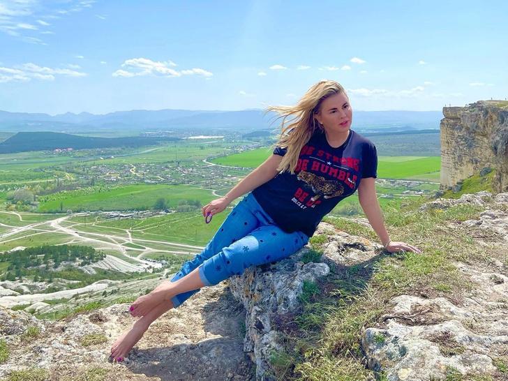 Анну Семенович раскритиковали за жилье ее родителей