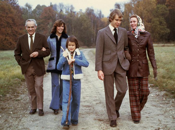 Фото №2 - Сильные гены: как выглядят потомки принцессы Монако Грейс Келли