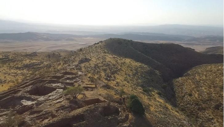 Фото №1 - В Узбекистане обнаружена древняя фортификационная система