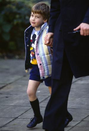 Фото №3 - Виндзоры, Спенсеры или Миддлтоны: чьей «копией» растет принц Джордж