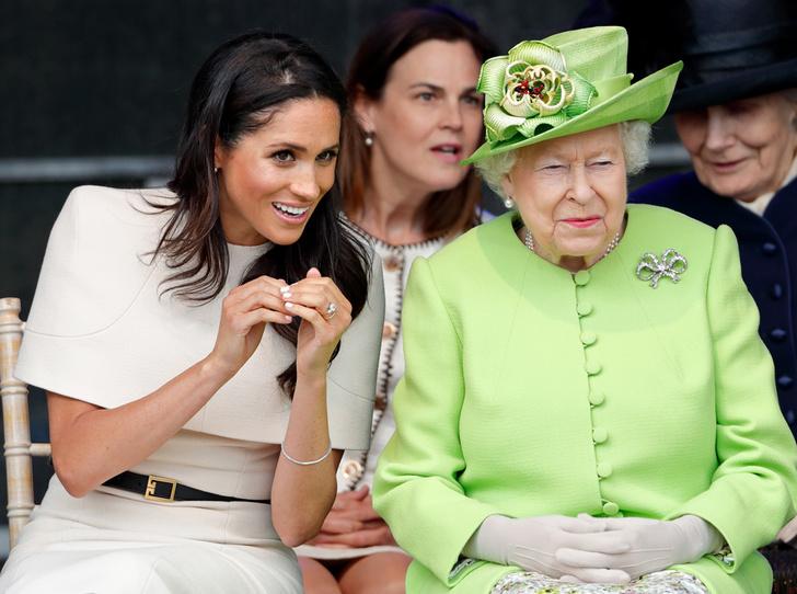 Фото №8 - Меган или Кейт: у кого первый год в королевской семье окажется легче (в итоге)
