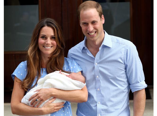 Фото №4 - Принцу Джорджу исполнилось два года