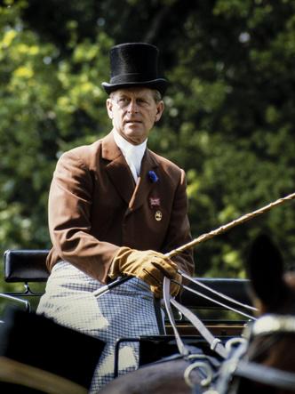 Фото №4 - Королевский досуг: хобби, объединившее графиню Софи и принца Филиппа