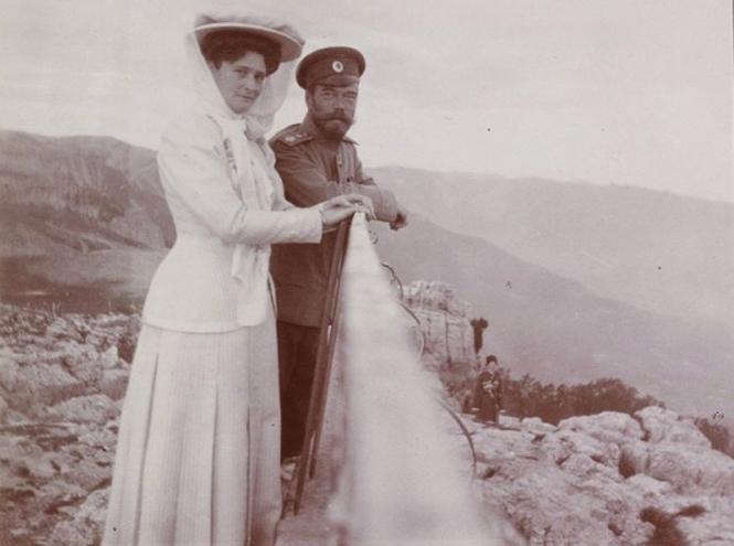 Фото №29 - Милые и забавные архивные фото царской семьи Романовых