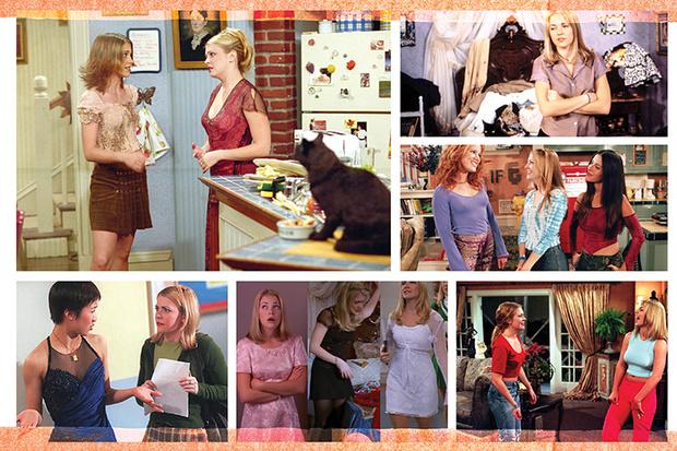 «Сабрина – маленькая ведьма» (1996 – 2004)