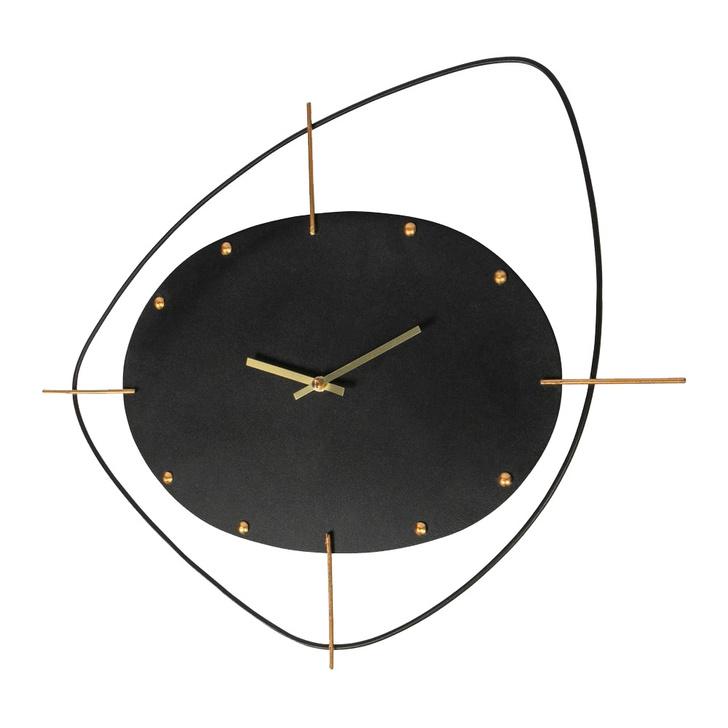 Фото №3 - Пробил час: стильные часы для вашего дома