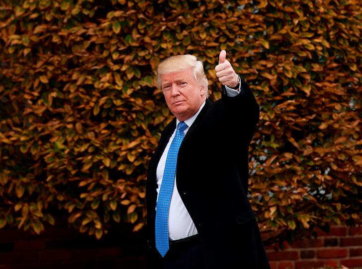Фото №1 - Правда о Трампах: просчет Дональда, слезы Мелании и президентские амбиции Иванки