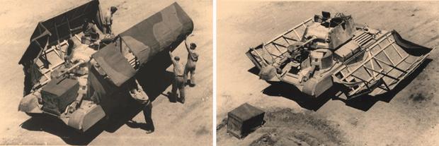Операция «Бертрам», британский танк Matilda 2