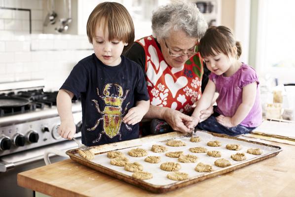 Какая из вас получится бабушка— тест