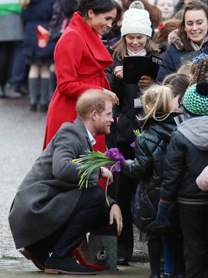 Фото №3 - Совсем не новость: принц Гарри намекнул на имя для дочери задолго до ее рождения