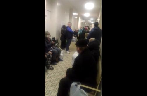 В аппарате вице-губернатора Олега Эргашева рассказали, сколько «ковидных» пациентов в Госпитале для ветеранов войн