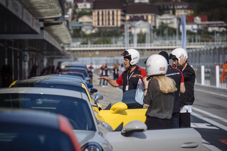 Фото №12 - Вирус Porsche: как прокатиться на всех моделях автомобильного бренда за один день