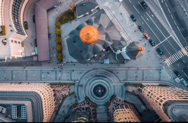 Фото №1 - Тимати заподозрили в использовании чужого видео для скандального клипа «Москва»