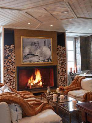 Фото №8 - Отель Grand Hôtel du Soleil d'Or: жемчужина Межева