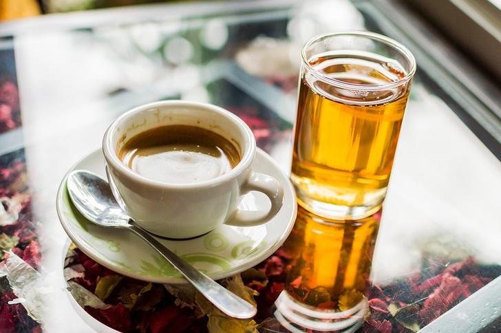 Фото №1 - Статистика: впервые в истории кофе стал популярнее чая в России