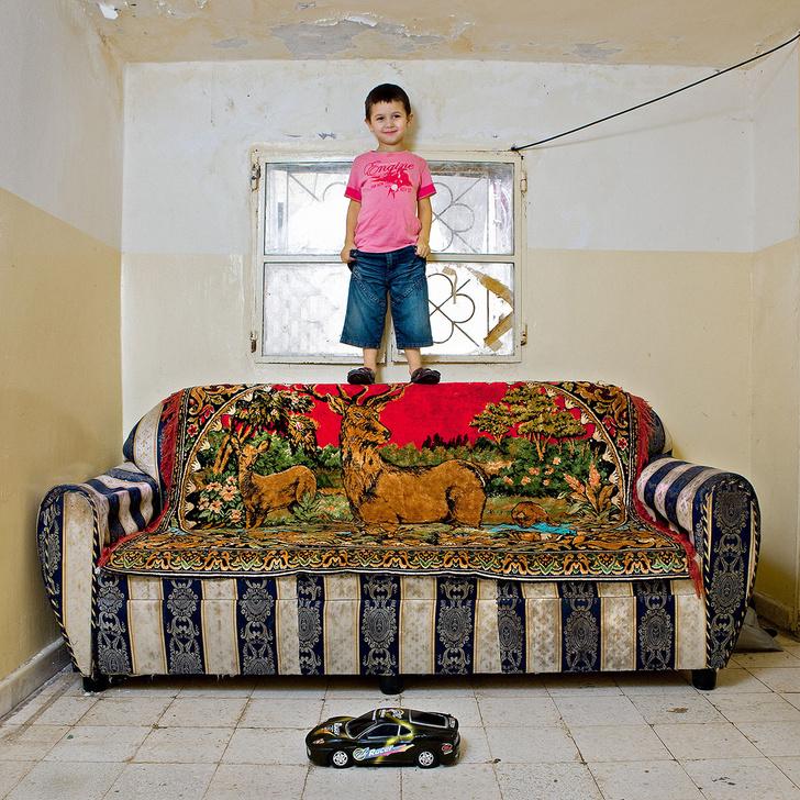 Фото №3 - Друзья под кроватью