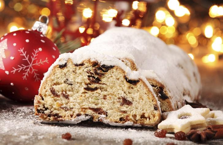 Фото №1 - Праздник к нам приходит: три рецепта выпечки к новогоднему столу