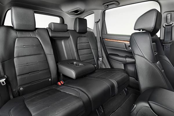 Фото №3 - Honda CR-V: всерьез и надолго
