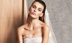 100 самых потрясающих свадебных платьев 2018 года