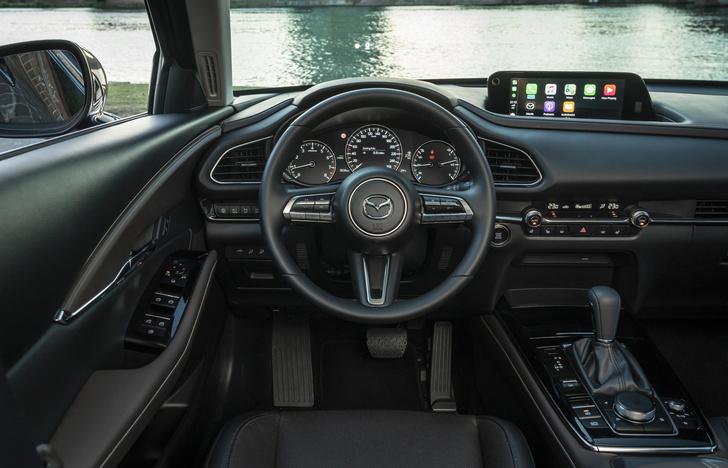 Фото №5 - Новая Mazda CX-30 приехала в Россию
