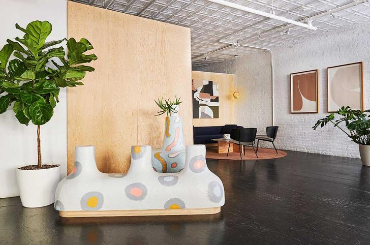 Фото №9 - Офис и шоурум нью-йоркской галереи Uprise Art