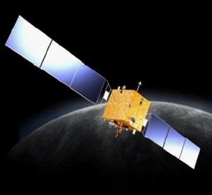 Фото №1 - Китайский спутник вышел на лунную орбиту
