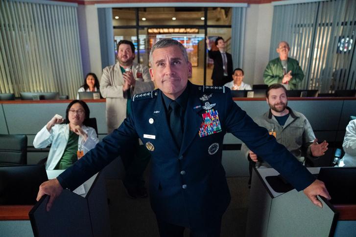 Фото №1 - Как Министерство обороны США проиграло Netflix торговый знак «Космические войска»
