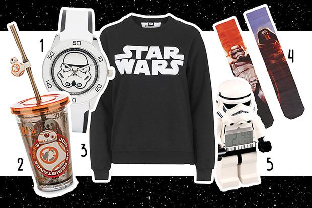 Фото №1 - Топ-10: Подарки для фанатов «Звездных войн»