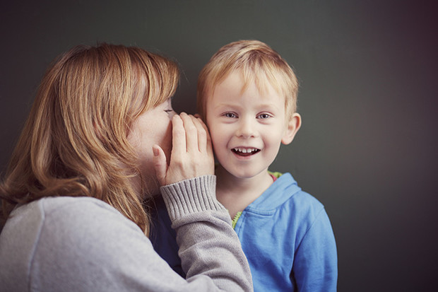 Фото №1 - Материнский голос в слуховой терапии