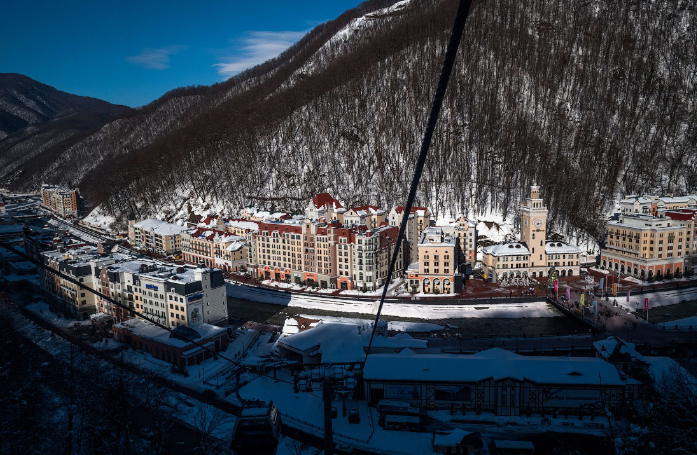 Фото №7 - Must do: что делать зимой на самом популярном курорте России