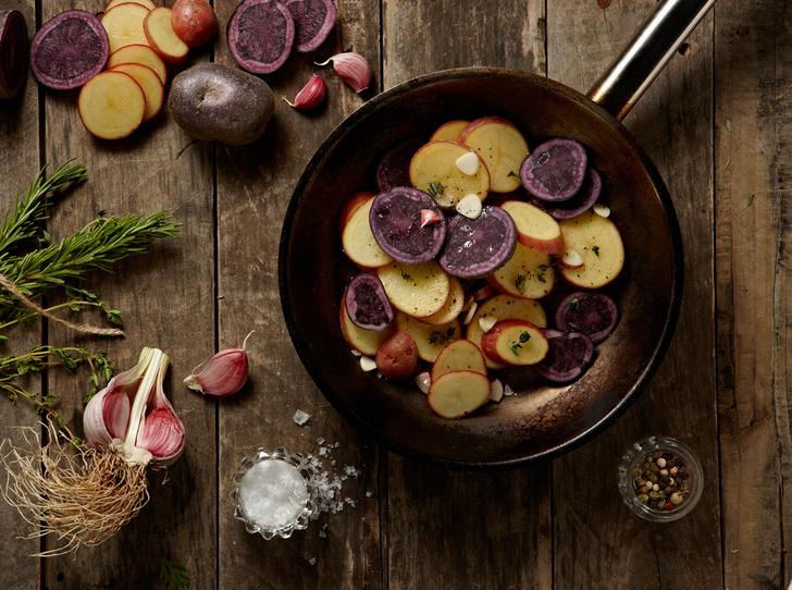 Фото №1 - Диета Макдугалла, или почему картошка— новая супер-еда