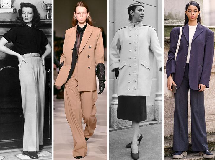 Фото №1 - Битва полов: как мужская одежда захватила женский гардероб (и что нас ждет дальше)
