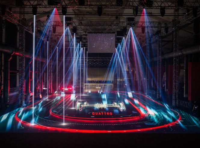 Фото №7 - Презентация новых моделей Audi в Москве